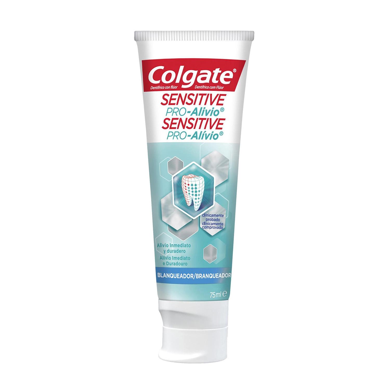 Dentífrico Sensitive Pro-Alivio blanqueador -