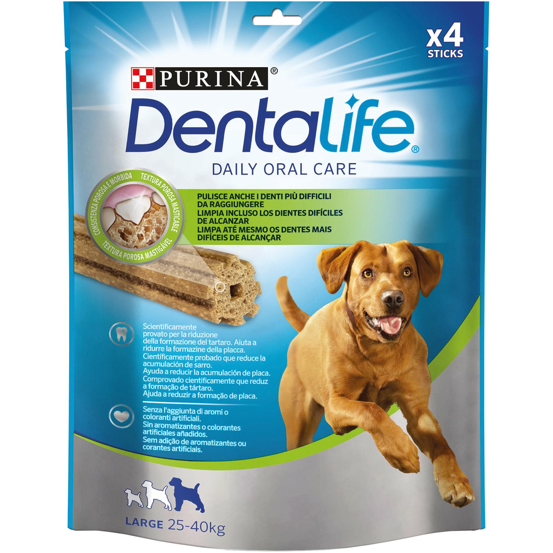 Snack para perros Grande Dentalife