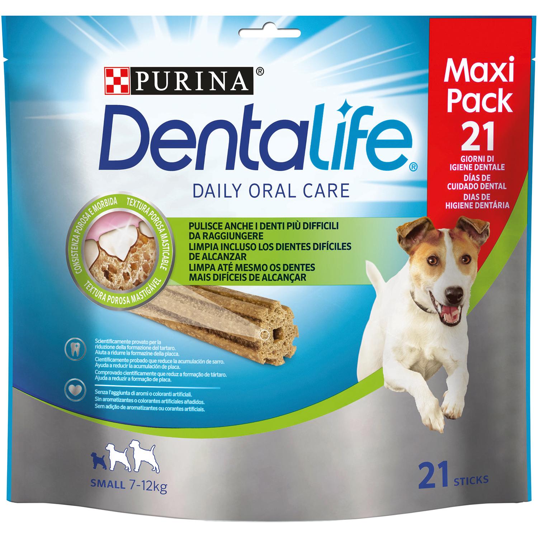 Purina Dentalife Snacks para Perro Pequeño 345g - 21 Sticks