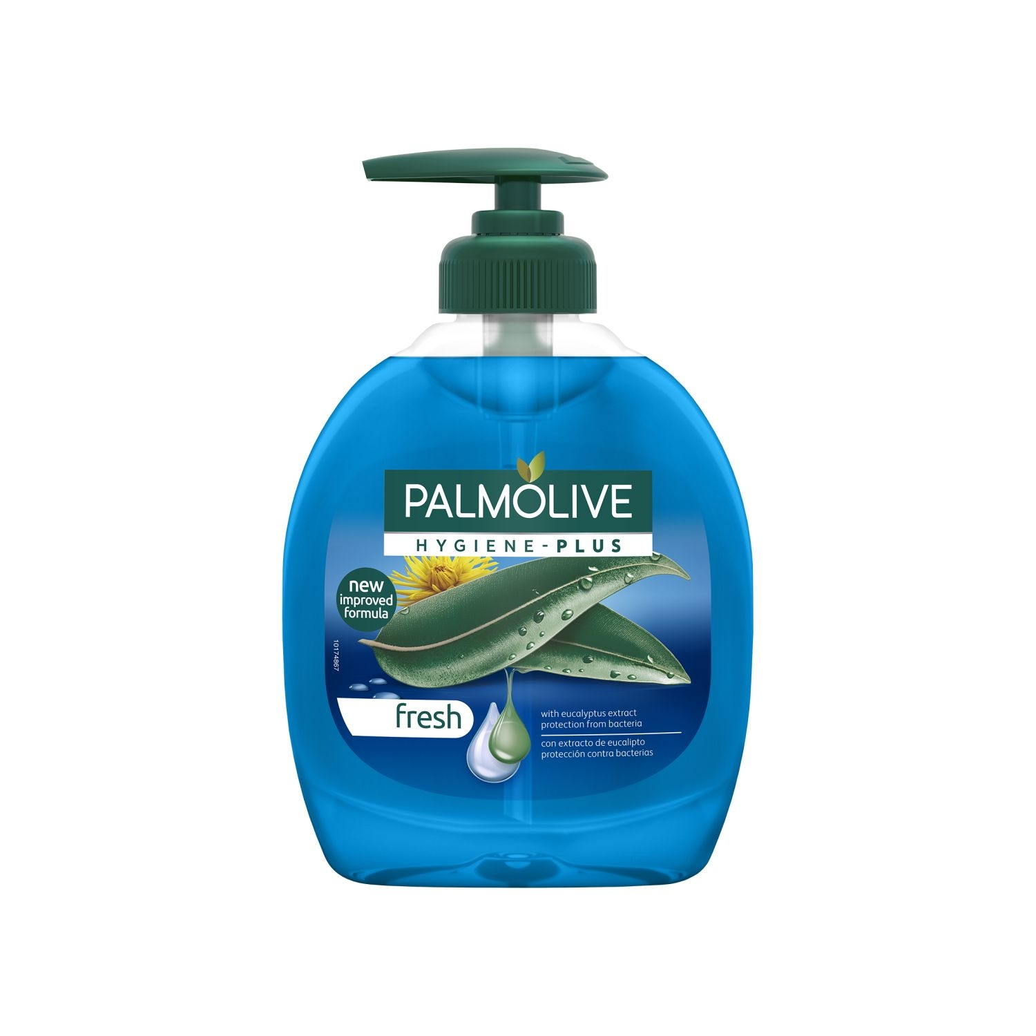 Jabón de manos Hygiene Plus NB Palmolive 300 ml.