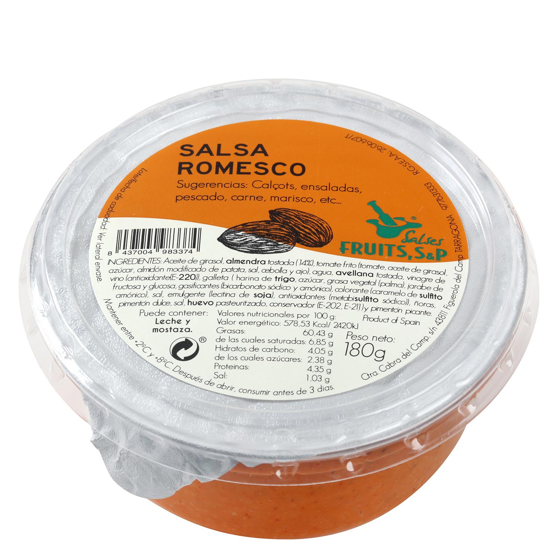 Salsa romesco -