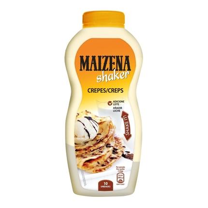 Preparado para crepes Maizena 198 g.