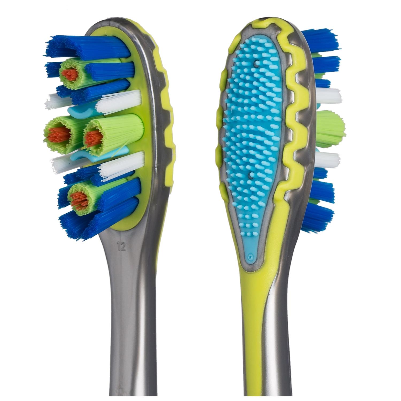 Cepillo de dientes 360° Advanced medio - 3