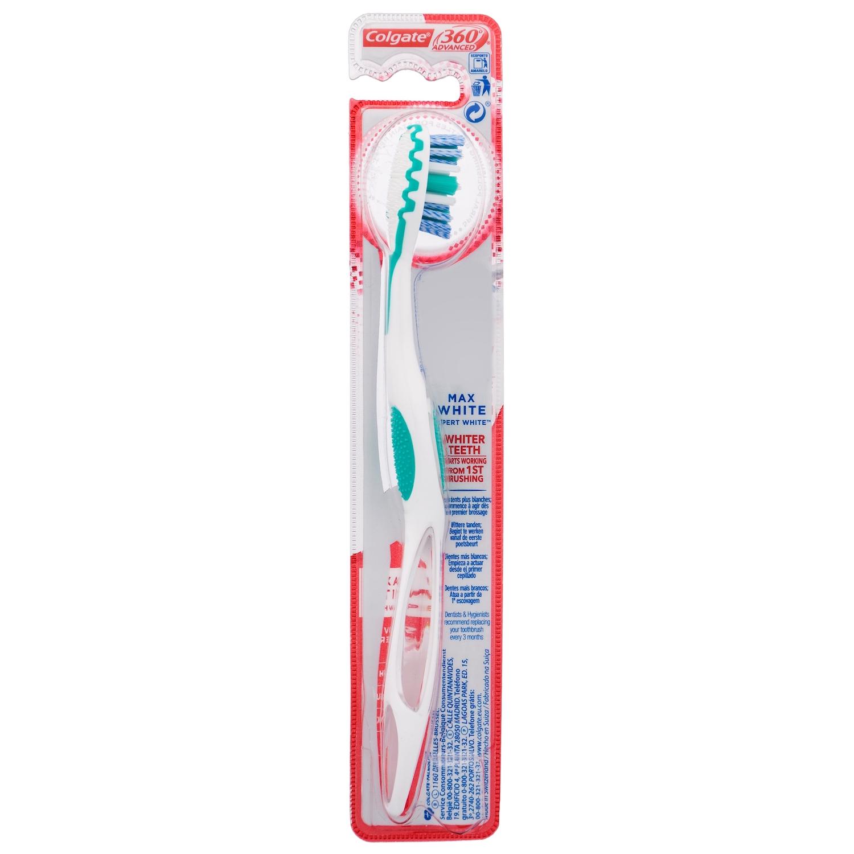 Cepillo dental 360º Max White Medio Colgate 1 ud. - 2