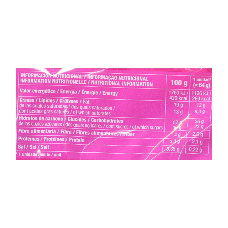 Milhojas de cacao - 2