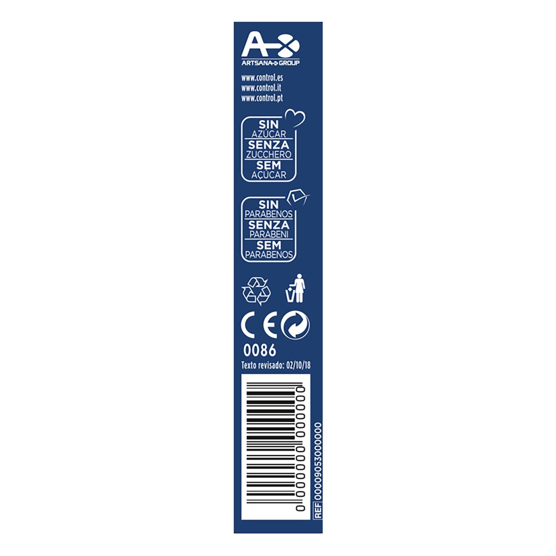 Gel lubricante nature de aloe 75 ml. - 2