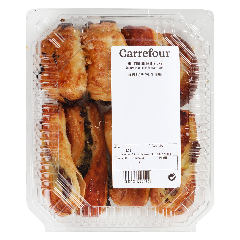 Surtido mini bollería Carrefour 8 ud - 2
