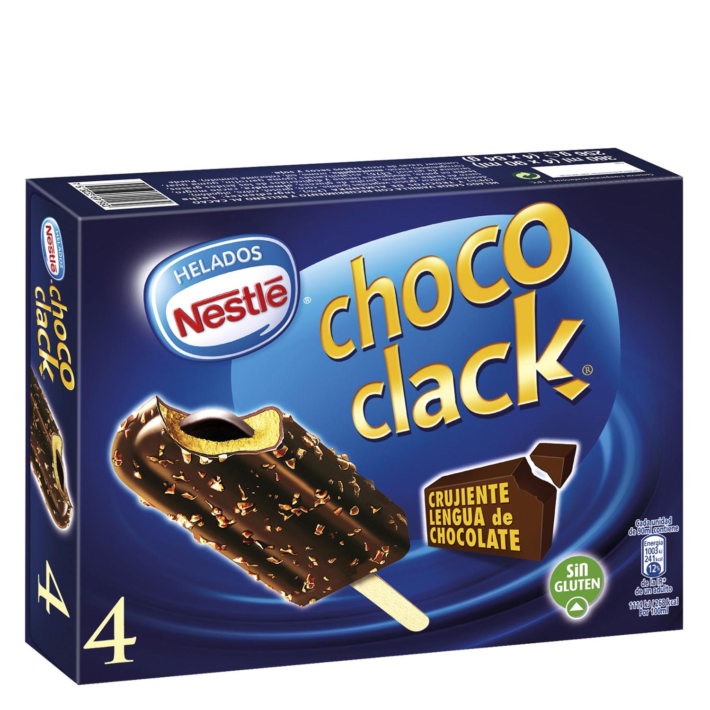 Helado chococlack