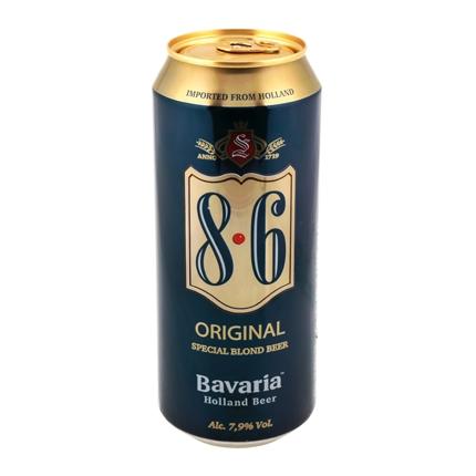 Cerveza Bavaria 8.6 original lata 50 cl.