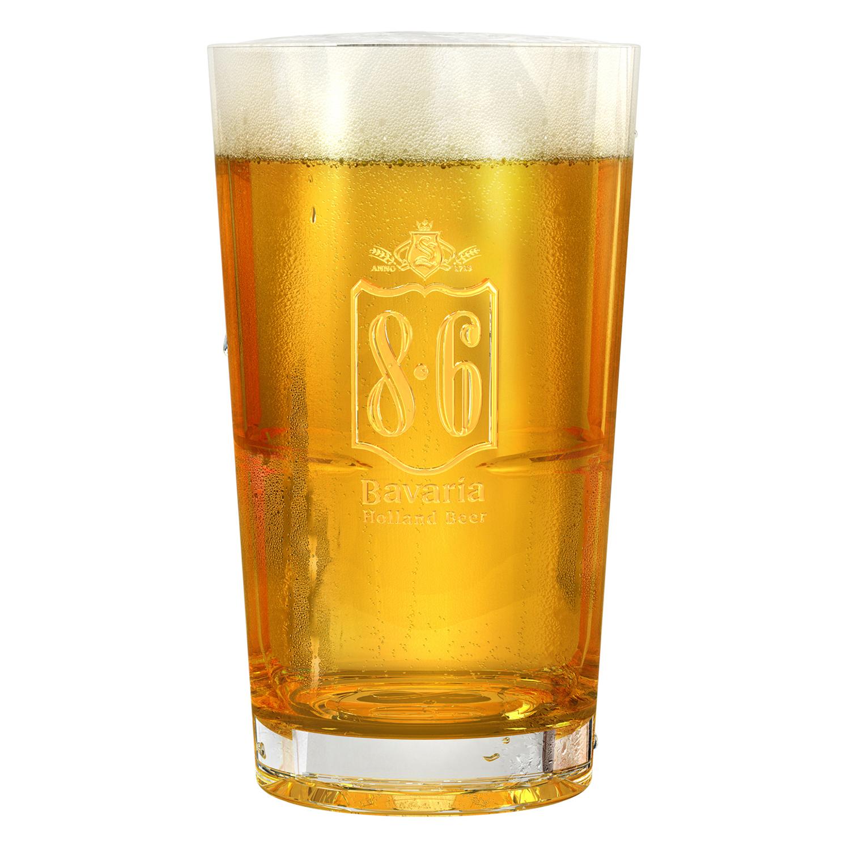 Cerveza Bavaria 8.6 original lata 50 cl. -