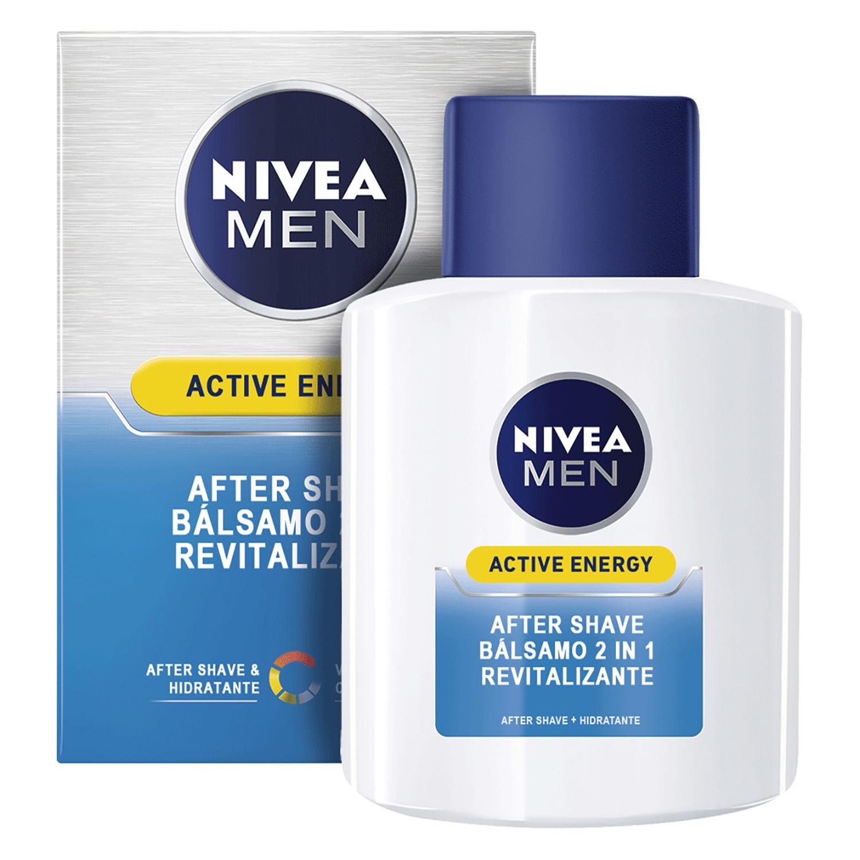 Bálsamo After Shave Active Energy Revitalizante Nivea Men 100 ml. - 2