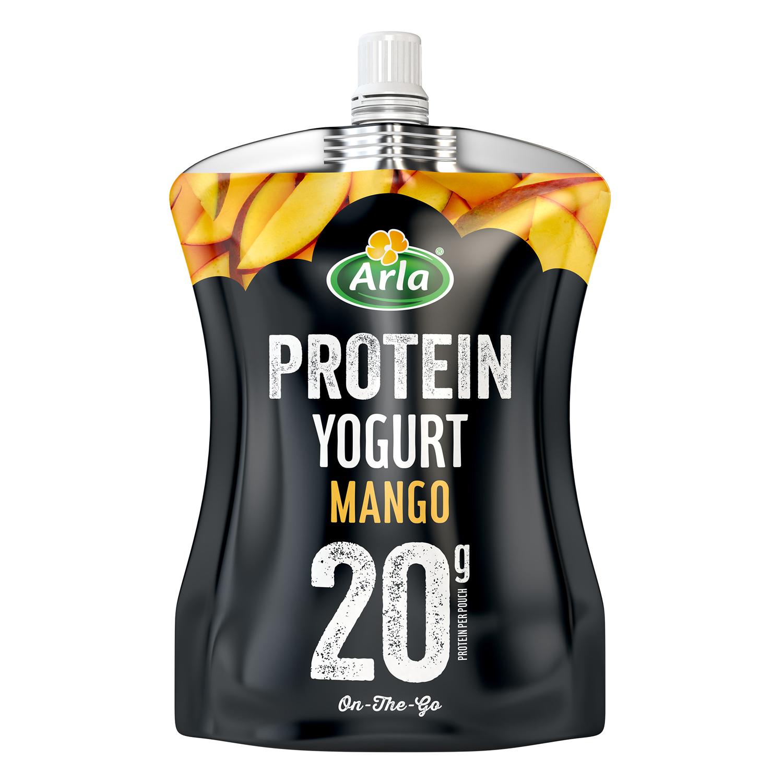 Yogur líquido de mango Protein Arla 200 g.