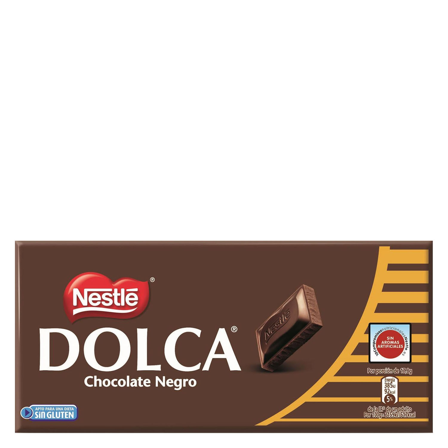 Chocolate sin leche Dolca