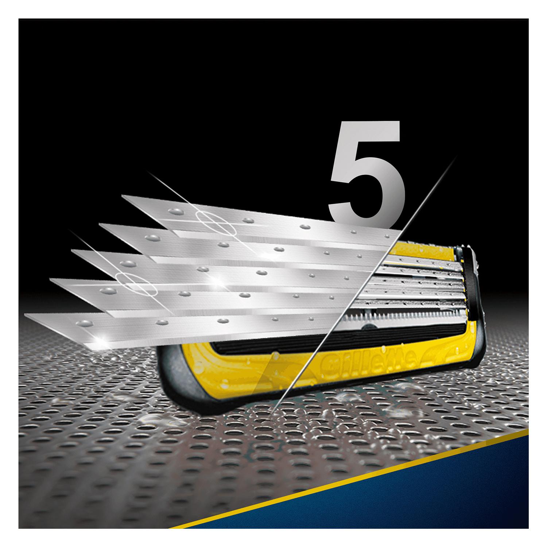 Maquinilla Fusion Proshield Flexball manual Gillette 1 ud. - 2
