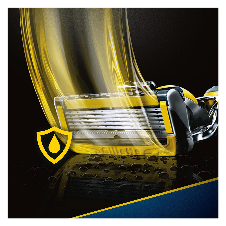 Maquinilla Fusion Proshield Flexball manual Gillette 1 ud. - 3