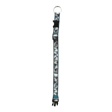 Collar para Perro Nylon Camuflaje 35-55Cm / 20Mm