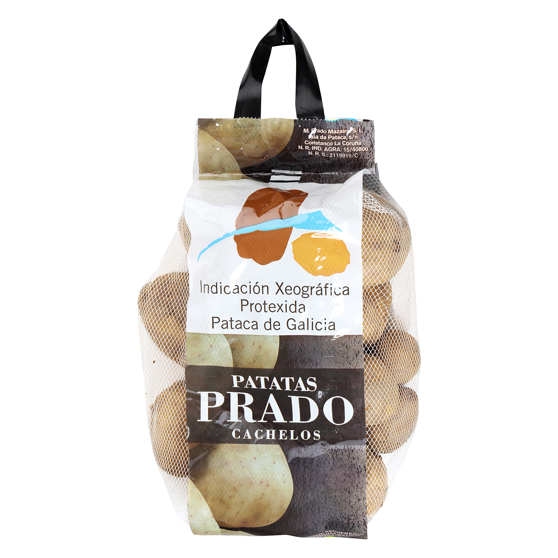 Patata cachelo Campo bolsa 3 kg - 2