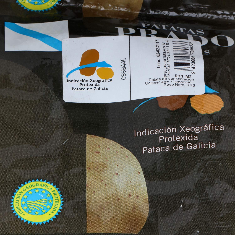 Patata cachelo Campo bolsa 3 kg - 3