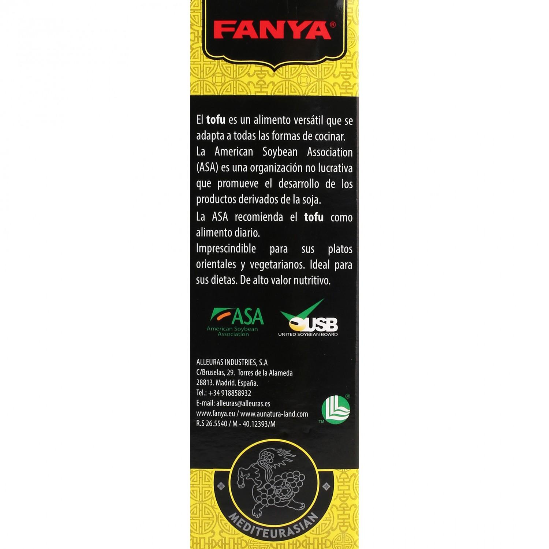 Proteina vegetal de soja (tofu) Fanya 130 g - 5