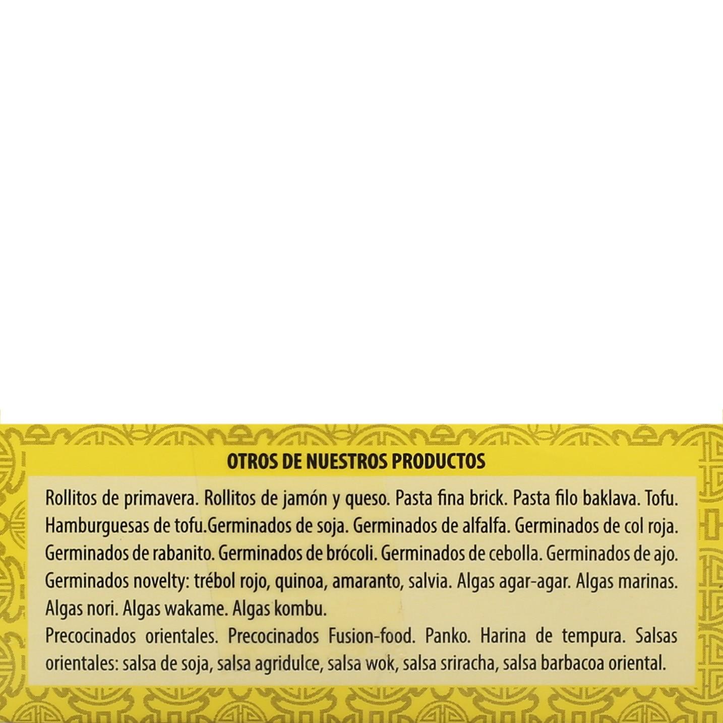 Proteina vegetal de soja (tofu) Fanya 130 g - 6