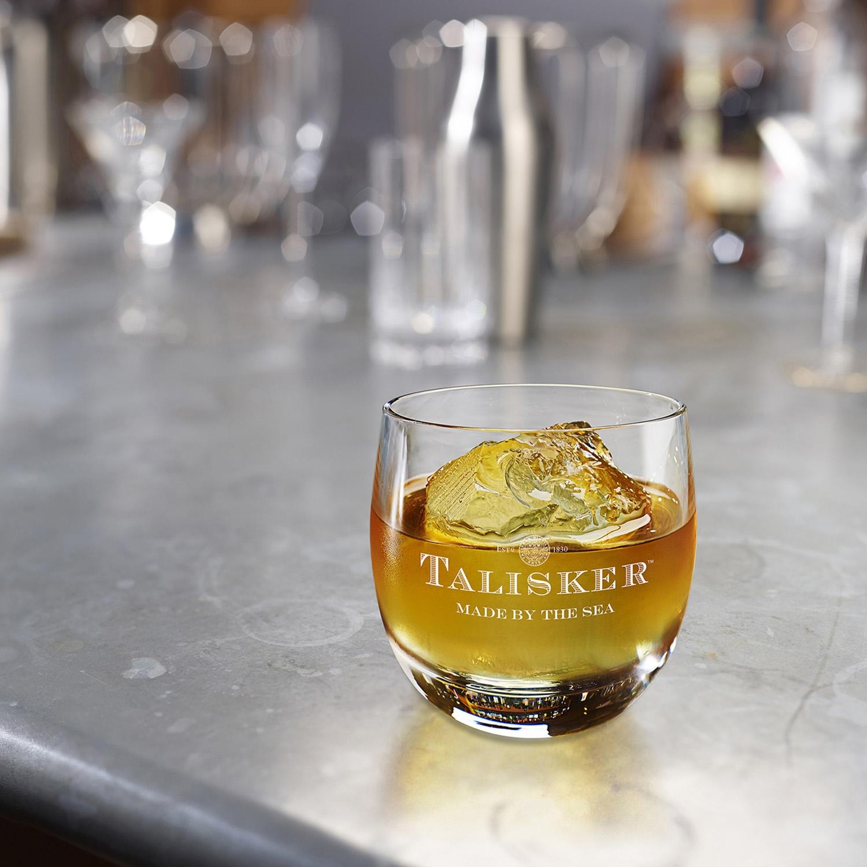 Whisky Talisker escocés 10 años 70 cl. -