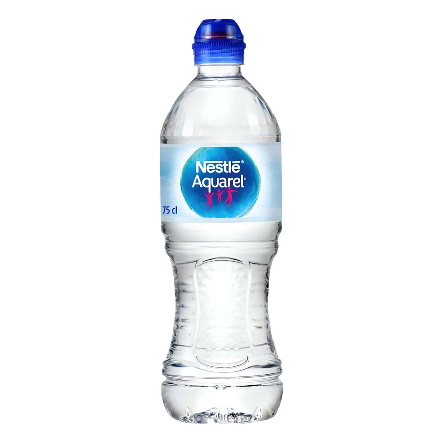 Agua mineral Aquarel natural 75 cl.