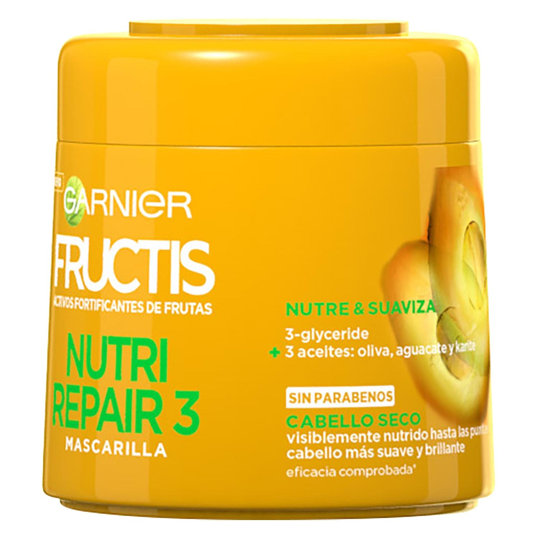 Mascarilla Nutri Repair 3 para cabello seco