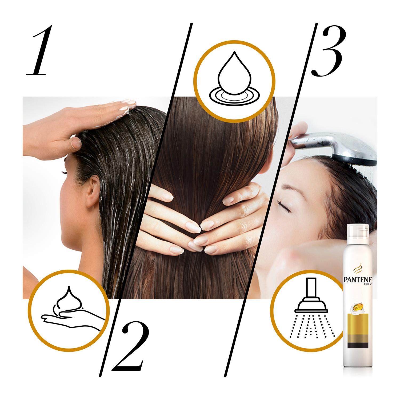 Acondicionador en espuma Repara & Protege para pelo graso y dañado - 2