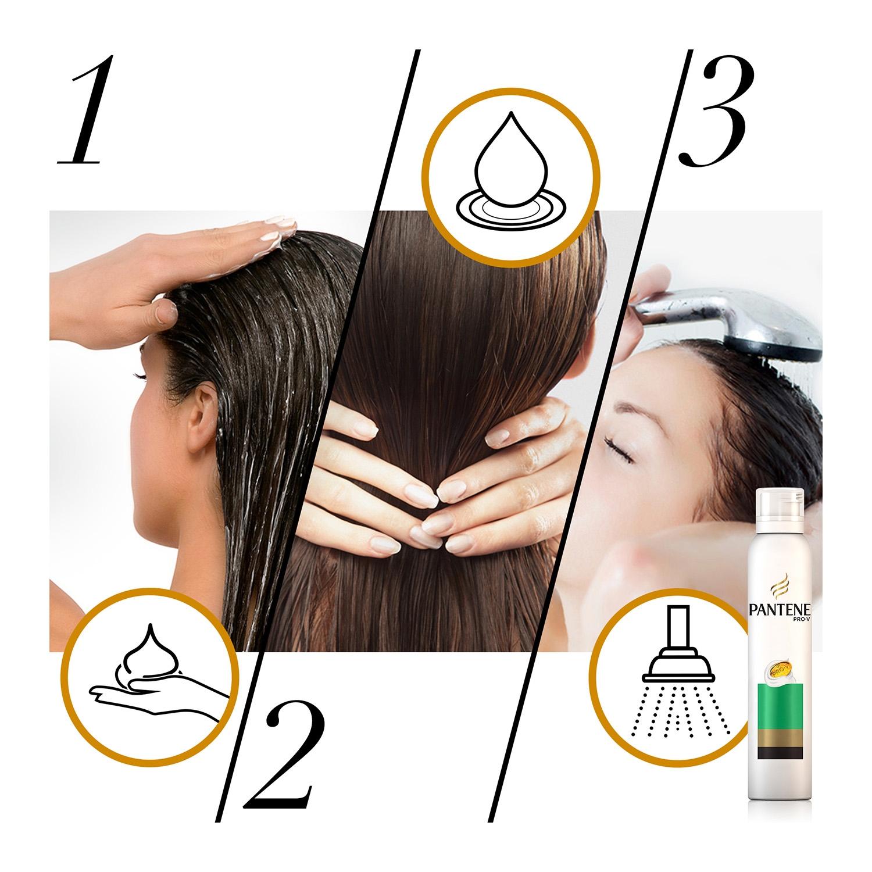 Acondicionador en espuma Suave & Liso para pelo graso y encrespado - 2