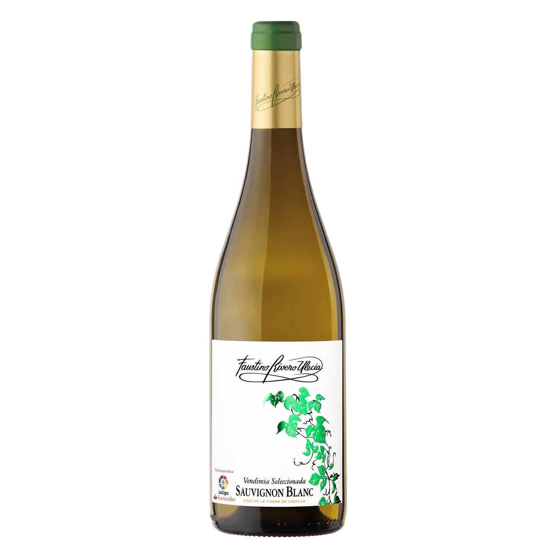 Vino de la Tierra de Castilla blanco Sauvignon Vendimia Seleccionada