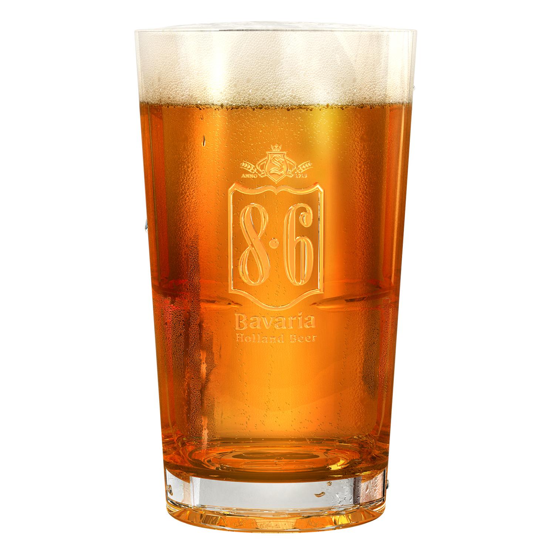 Cerveza Bavaria 8.6  gold lata 50 cl. -