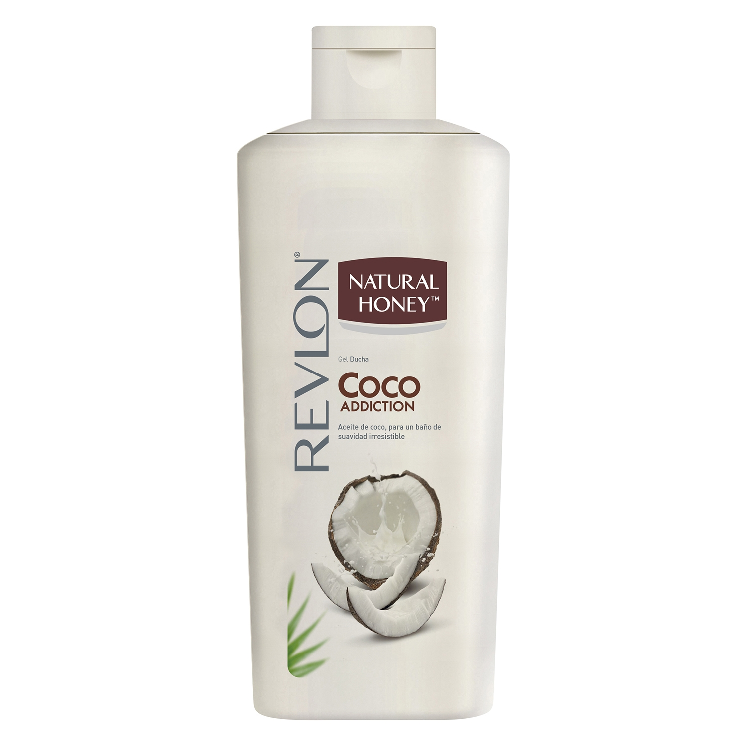 Gel de ducha de coco addiction