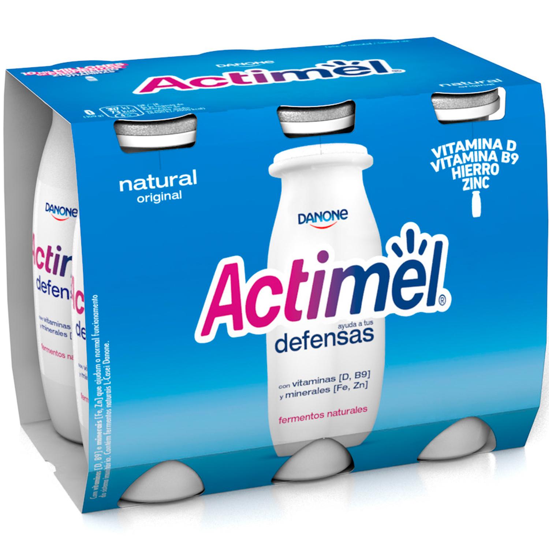 Yogur Líquido Casei Natural -