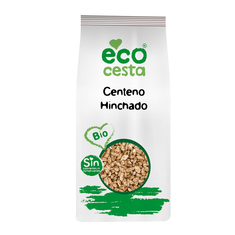 Centeno hinchado ecológico Ecocesta 125 g.