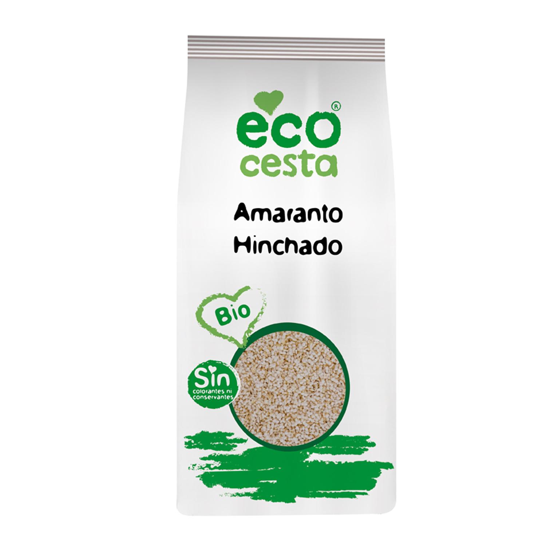 Amaranto hinchado ecológico Ecocesta 125 g.