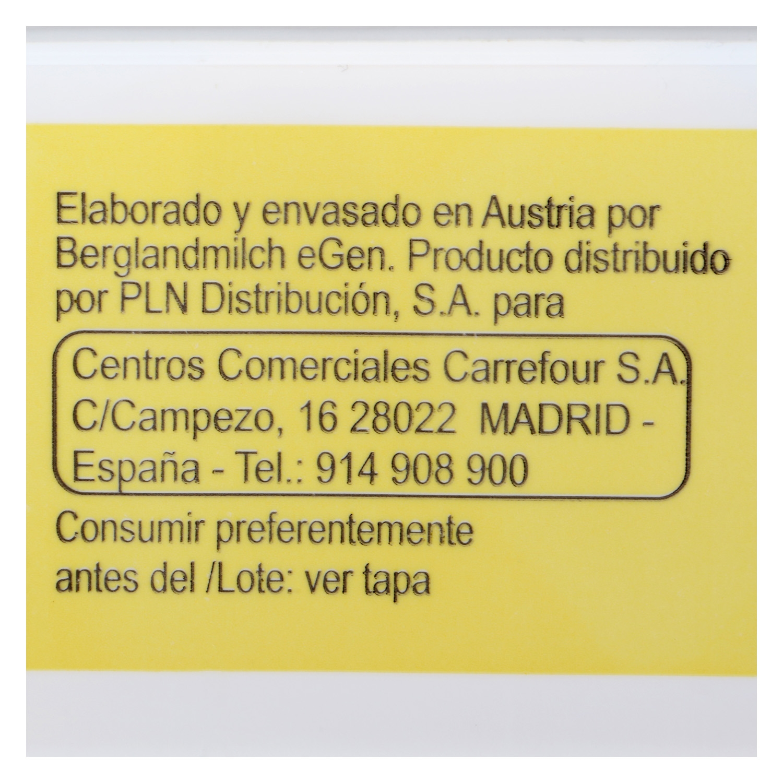 Mantequilla sin colorantes Carrefour 250 g. - 3