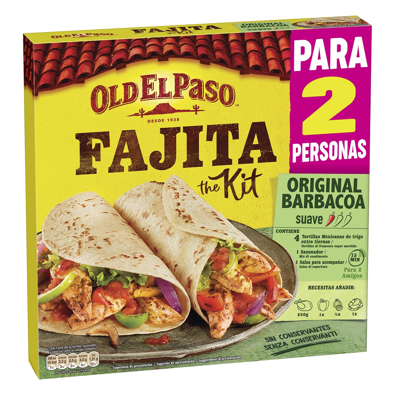 Fajitas Kit Old El Paso 505 g.