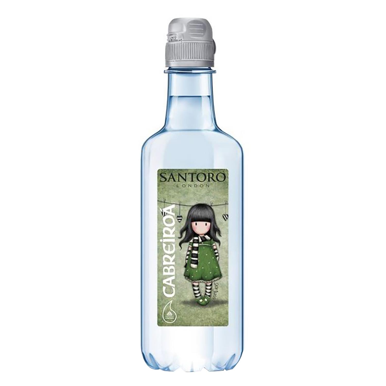 Agua mineral Cabreiroá natural 33 cl. -