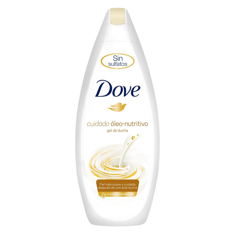 Gel de ducha con aceite de arg n piel seca dove for Duchas para piscinas carrefour
