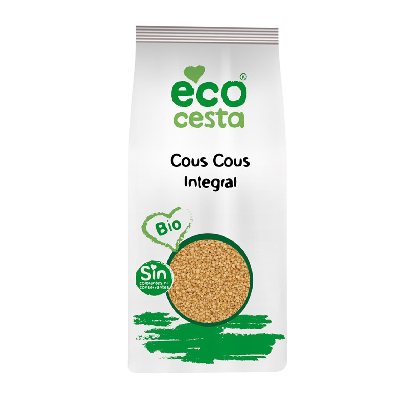 Cuscús ecológico Ecocesta integral 500 g.