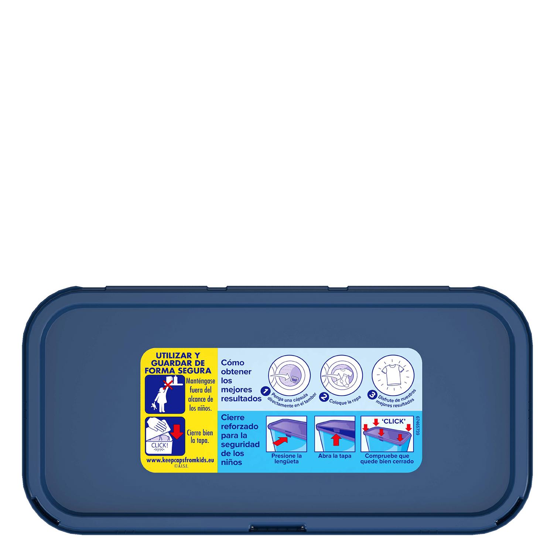 Detergente cápsulas Ultimate doble acción Cuidado del Color - 2