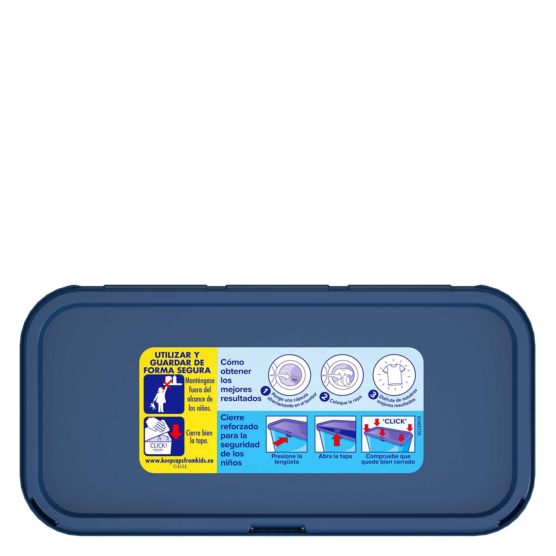 Detergente doble acción en cápsulas Ultimate Skip 32 ud. - 2