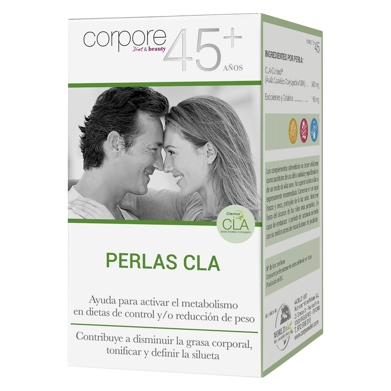 Perlas CLA Corpore Diet 90 ud.