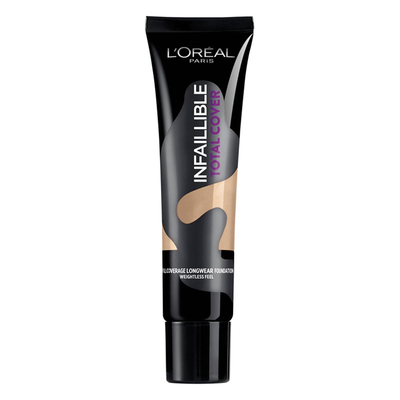 Maquillaje infalible Total cover nº 24 Beige doré L'Oréal 1 ud.