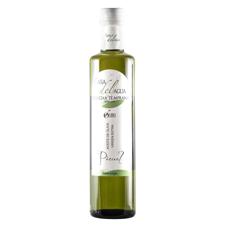 Aceite de oliva virgen extra Casa del Agua 500 ml.