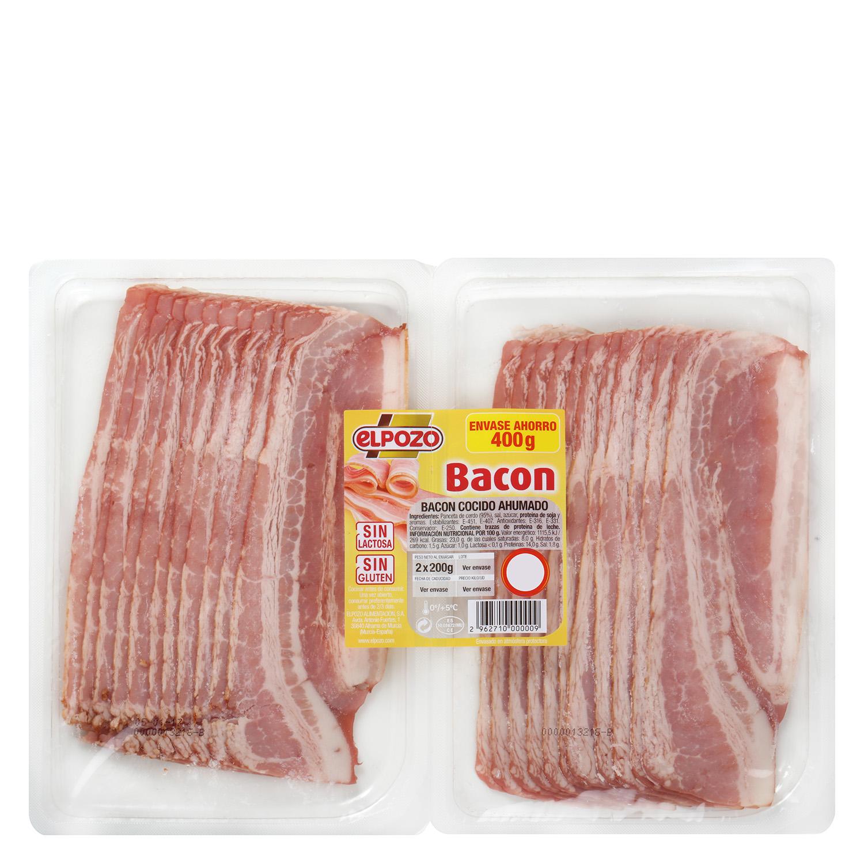 Bacon ahumado -