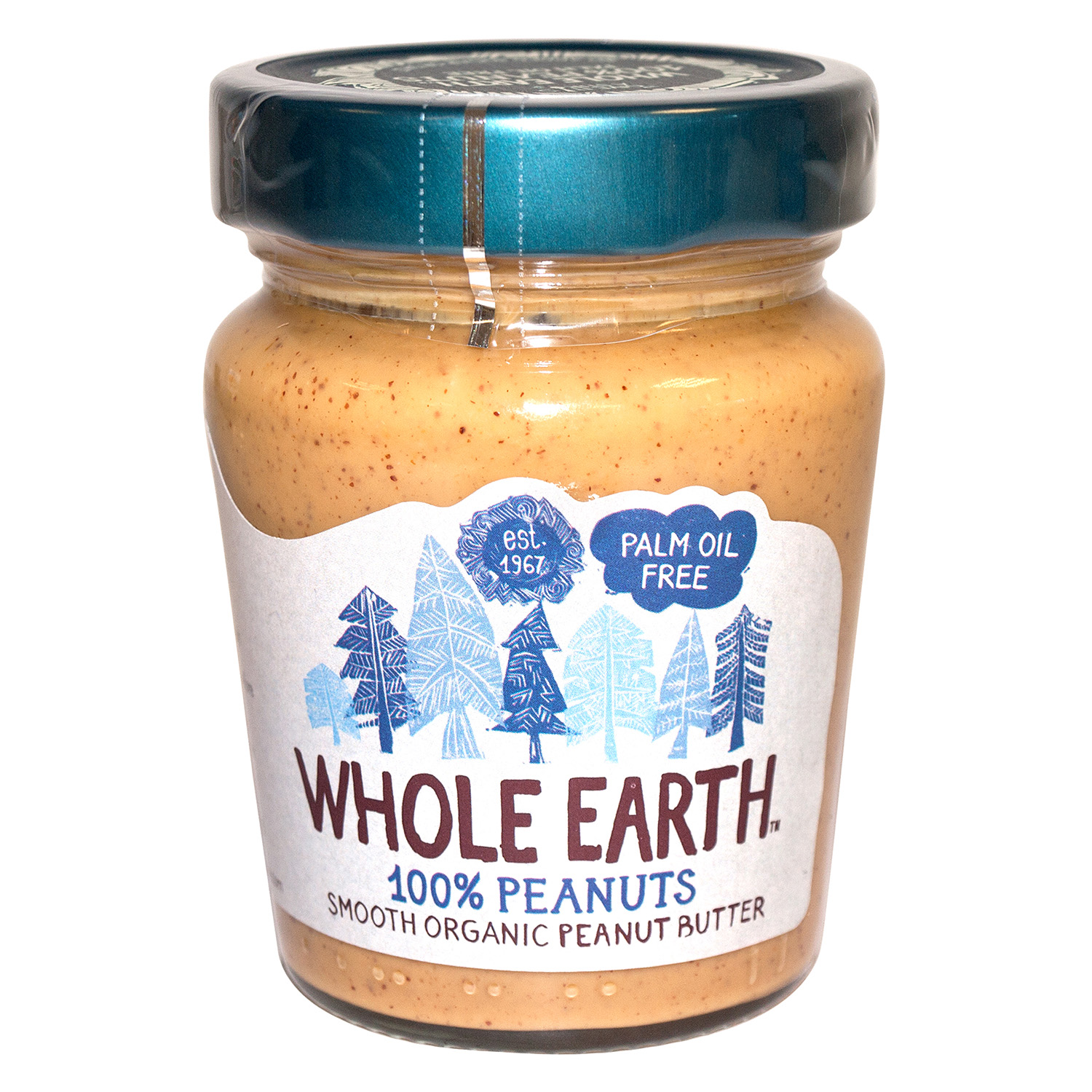Crema de cacahuete Whole Earth 227 g.