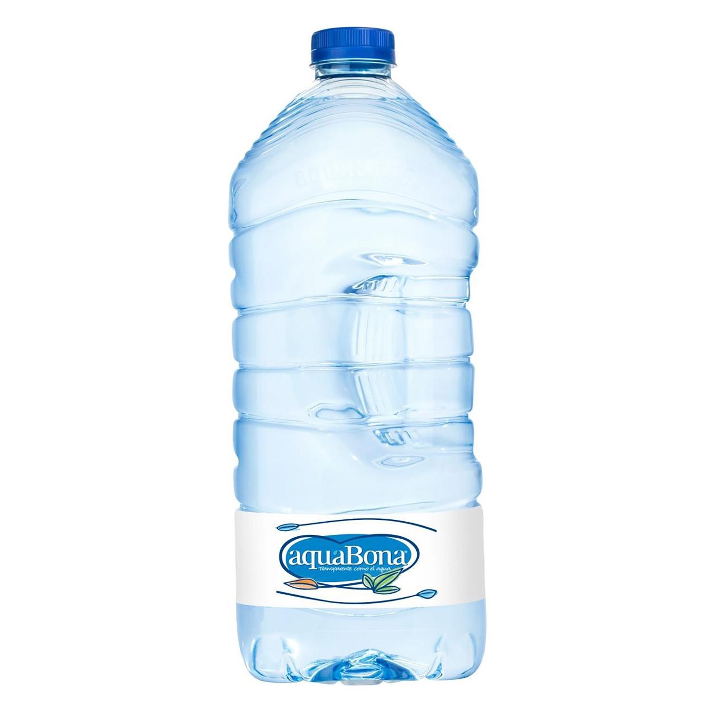 Agua mineral Aquabona natural 2,5 l.