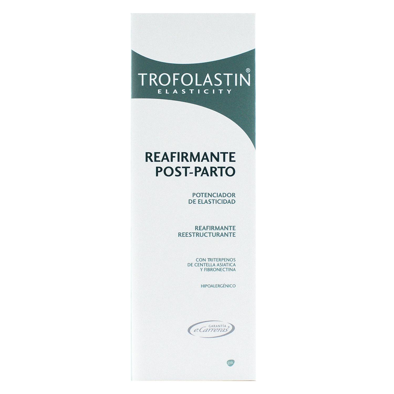 Crema reafirmante post-parto Trofolastin 200 ml.