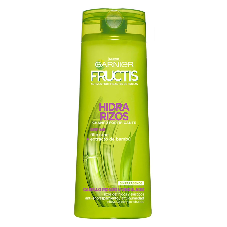 Champú fortificante Hidra Rizos para cabello rizado u ondulado